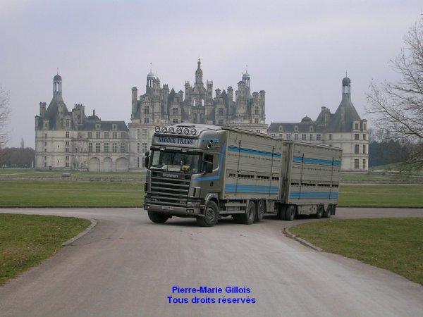 Relatons le parcours professionnel du transporteur Jean-Luc Gillois.