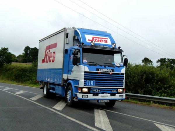 Compte rendu de la sixième édition des camions décorés de Plaintel (22).