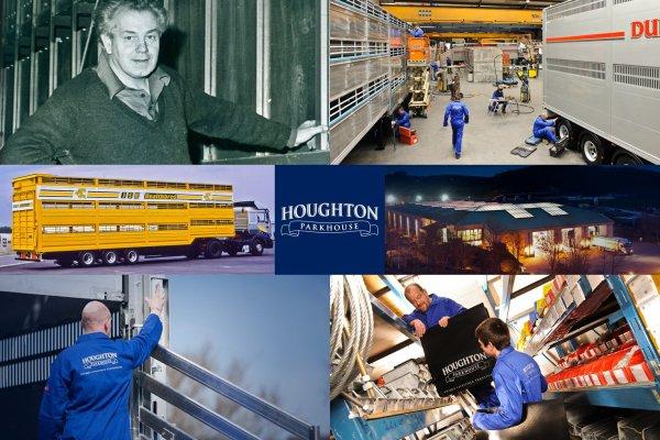 Présentation de la carrosserie Houghton Parkhouse (UK) : Leur histoire.