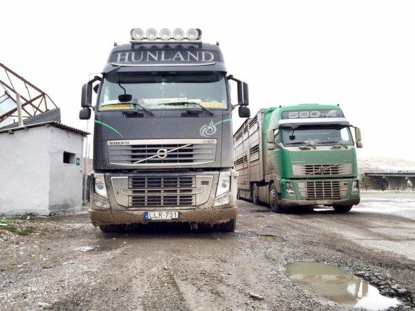 L'investissement dans le service logistique (routier et maritime) est continu.