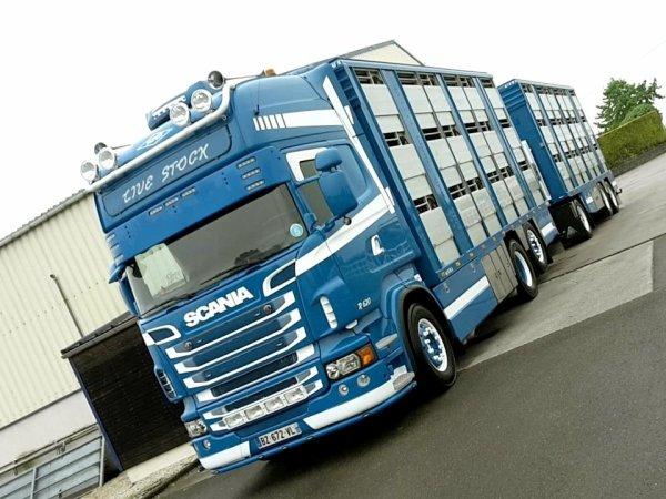Quelques camions pour vous laisser patienter jusqu'aux 24 heures du Mans (72).