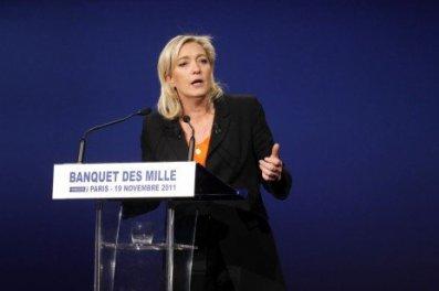 Choc ! Une référence à Vichy dans le manifeste du FN (22/11/11)