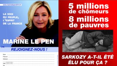 Un tract FN met en scène un imposteur (11/01/12)