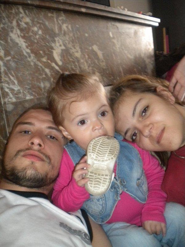 voila ma famille !!!