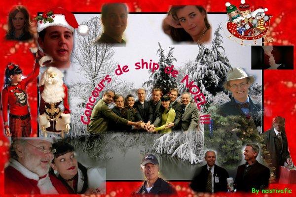 Concours de ship de Noël : ships des participants