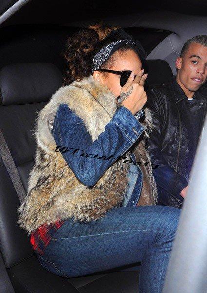 Rihanna en couple avec Dudley O'Shaughnessy ?
