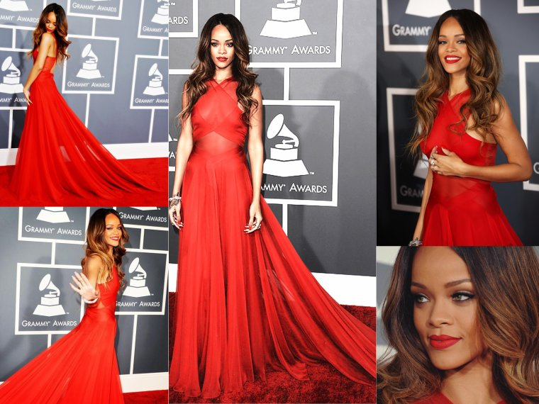 GRAMMY AWARDS 2013...!