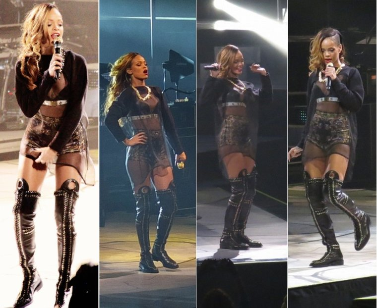 Diamonds World Tour... Leeeet's go !