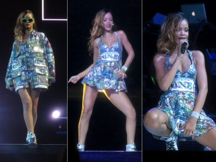 Diamonds World Tour.