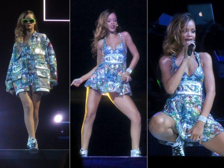 Diamonds World Tour.