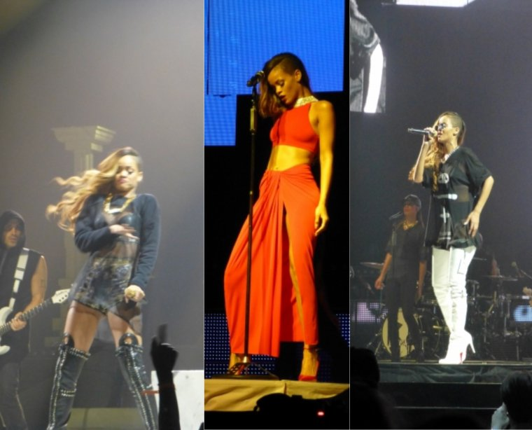 Diamonds World Tour