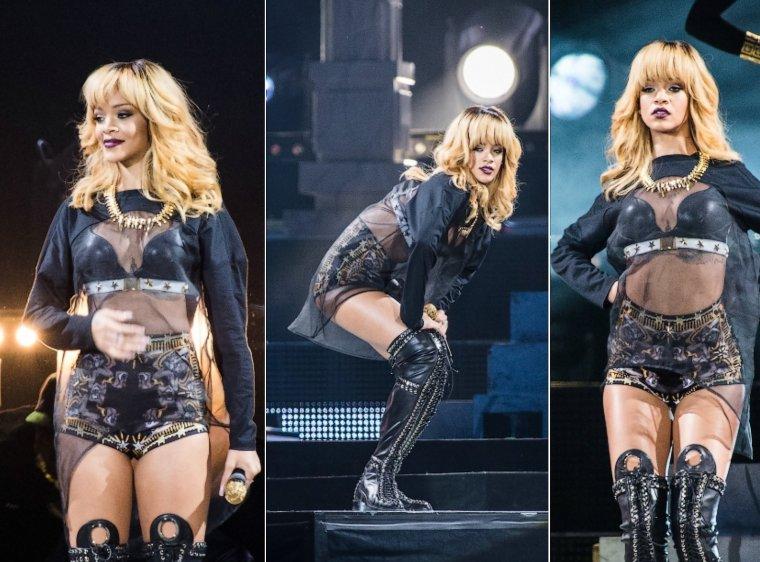 Rihanna à Paris !