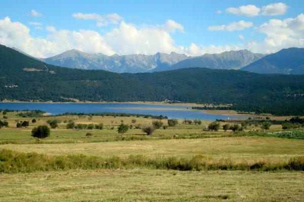 Lac. (Les angles, Pyrénées Orientales)