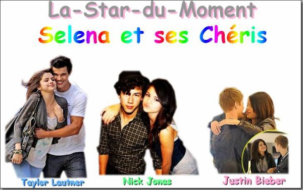 Selena et ses chéris