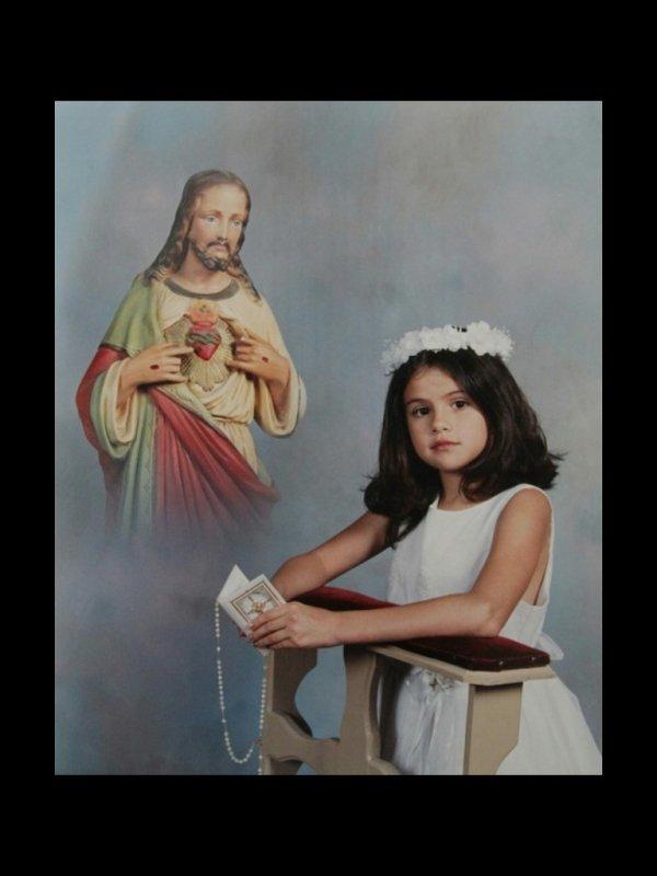 L'enfance de Selena Gomez (remixer) ❤️