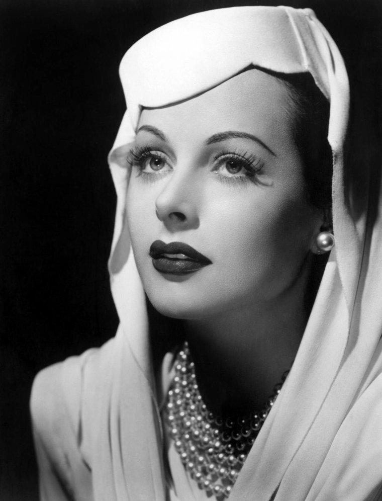 Hedy LAMARR (9 Novembre 1914 / 19 Janvier 2000)