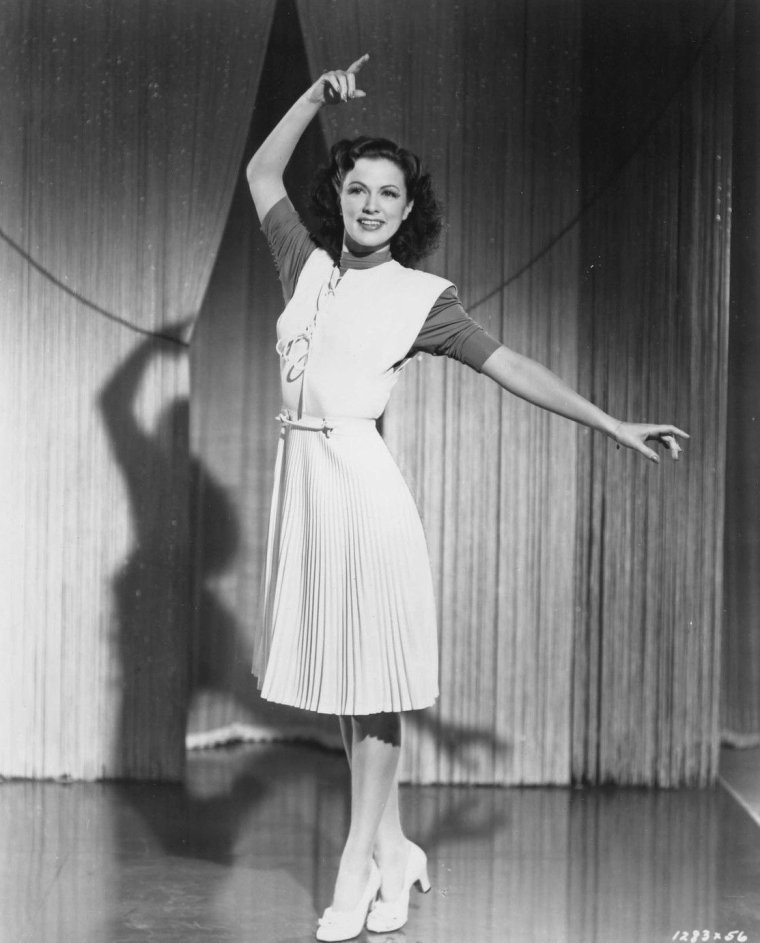Eleanor POWELL (21 Novembre 1912 / 11 Février 1982)