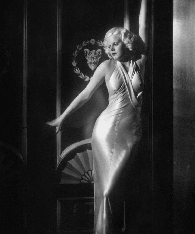 Jean HARLOW (3 Mars 1911 / 7 Juin 1937)