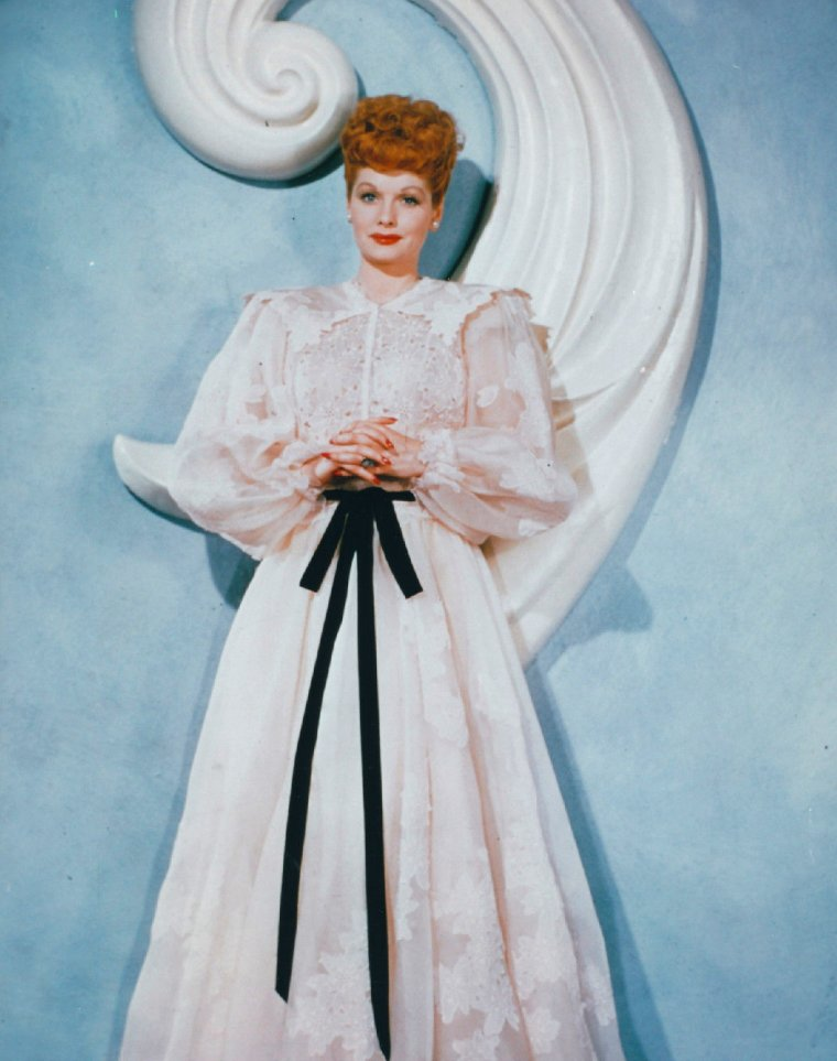 Lucille BALL (6 Août 1911 / 26 Avril 1989)