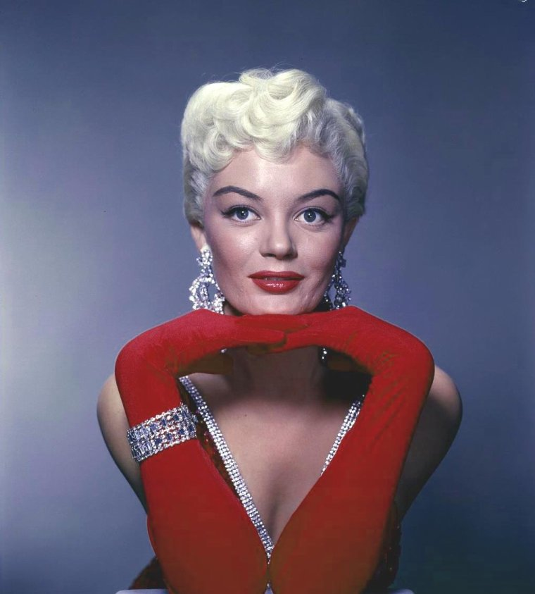 Sheree NORTH (17 Janvier 1932 / 4 Novembre 2005)