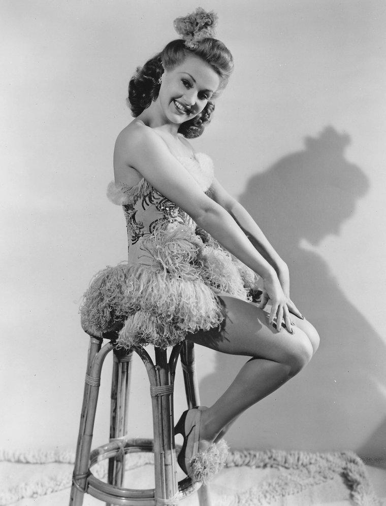 Betty GRABLE (18 Décembre 1916 / 2 Juillet 1973)
