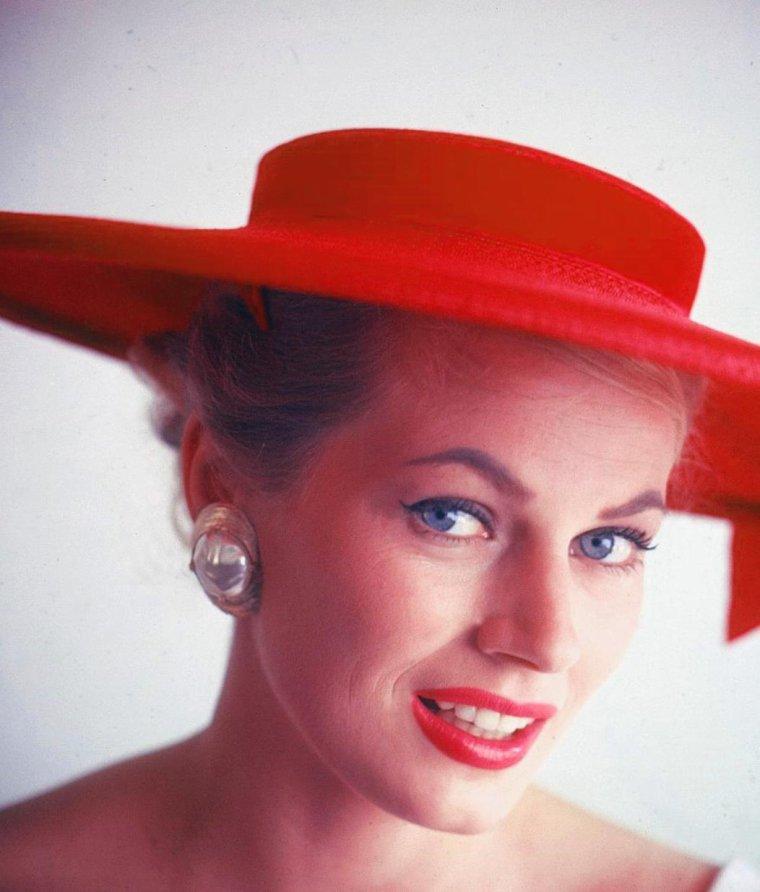 Anita EKBERG (29 Septembre 1931)
