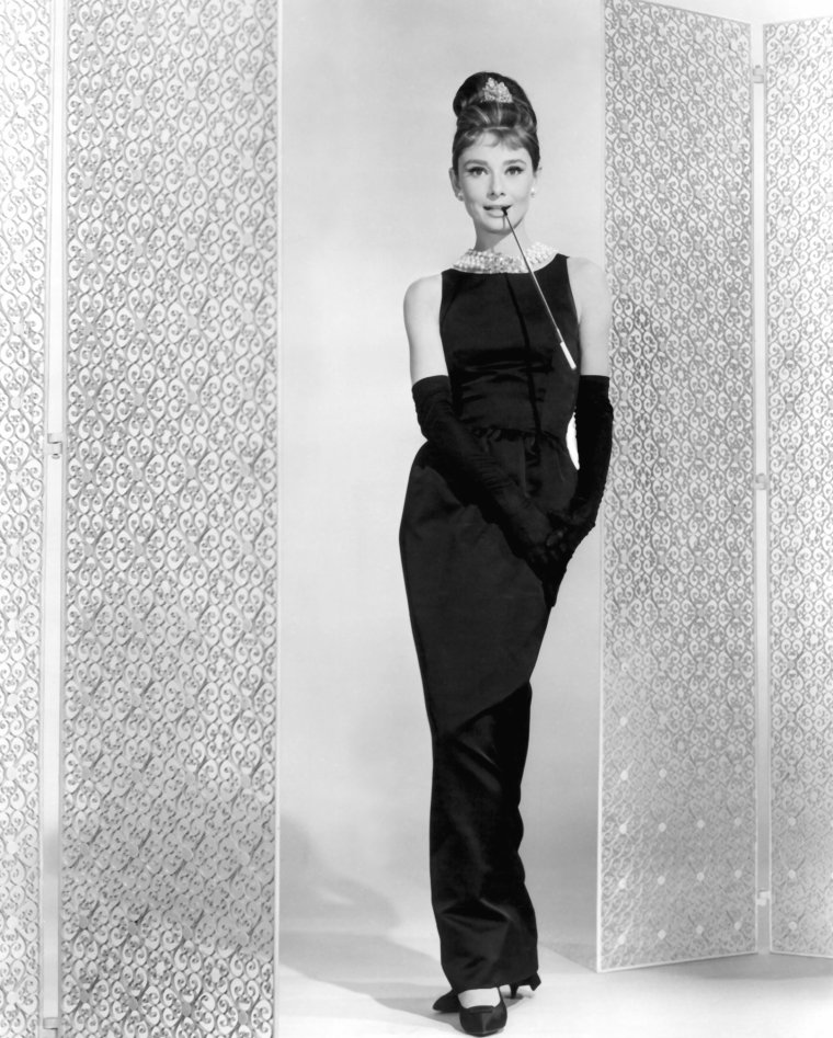 Audrey HEPBURN (4 Mai 1929 / 20 Janvier 1993) (photo N.B. 1961)