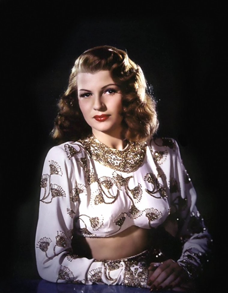 Rita HAYWORTH (17 Octobre 1918 / 14 Mai 1987)