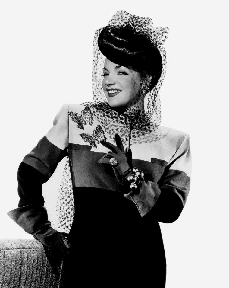 Carmen MIRANDA (9 Février 1909 / 5 Août 1955)