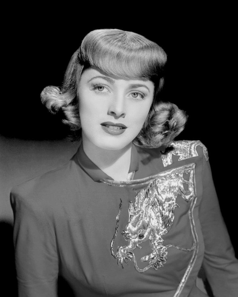 Eleanor PARKER (26 Juin 1922 / 9 Décembre 2013) (photo N.B. 1947)