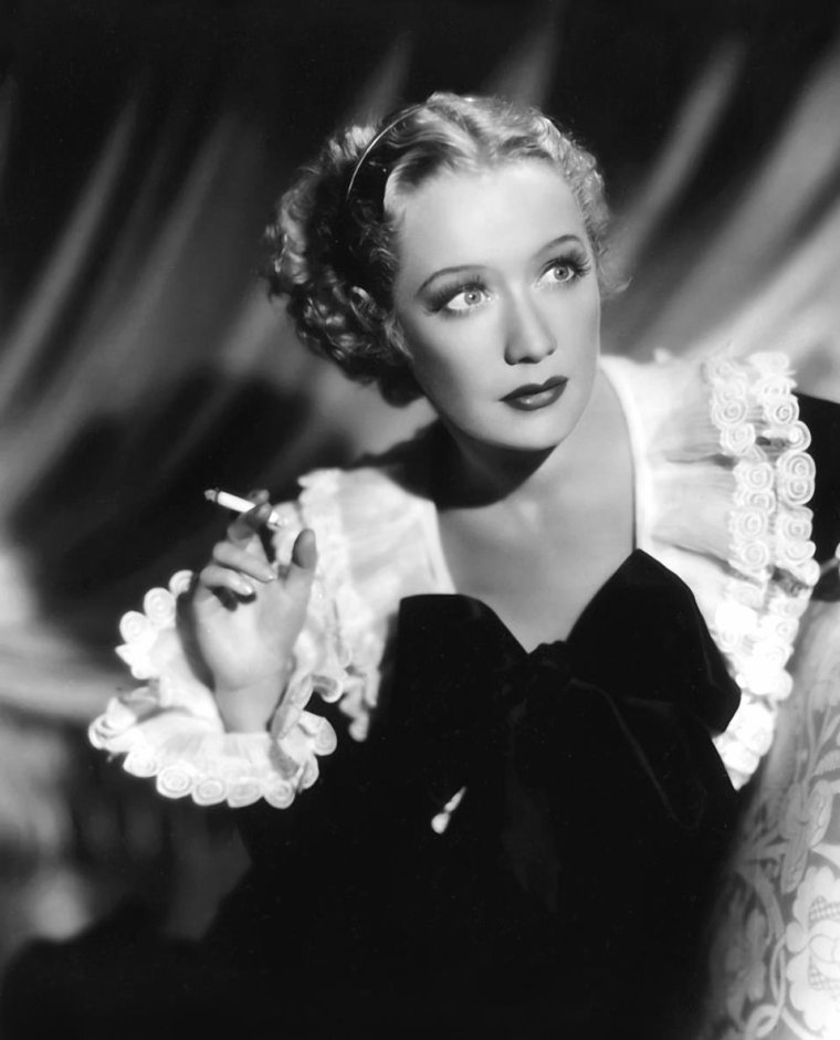 Miriam HOPKINS (18 Octobre 1902 / 9 Octobre 1972)