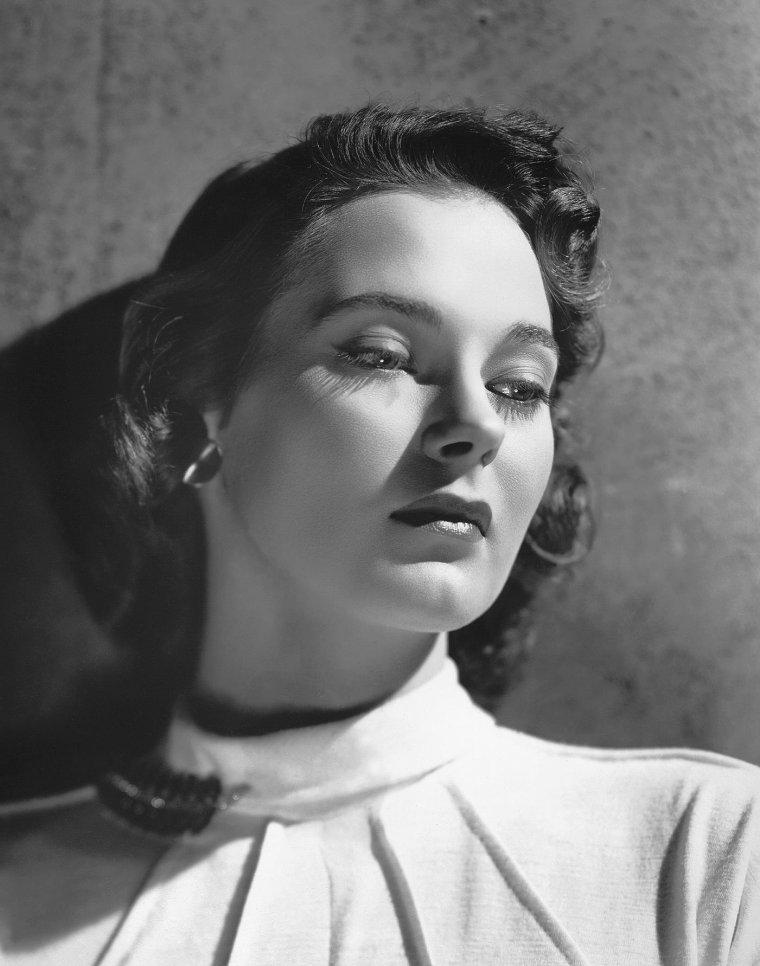Märta TOREN (21 Mai 1925 / 19 Février 1957) (photo N.B. 1949)