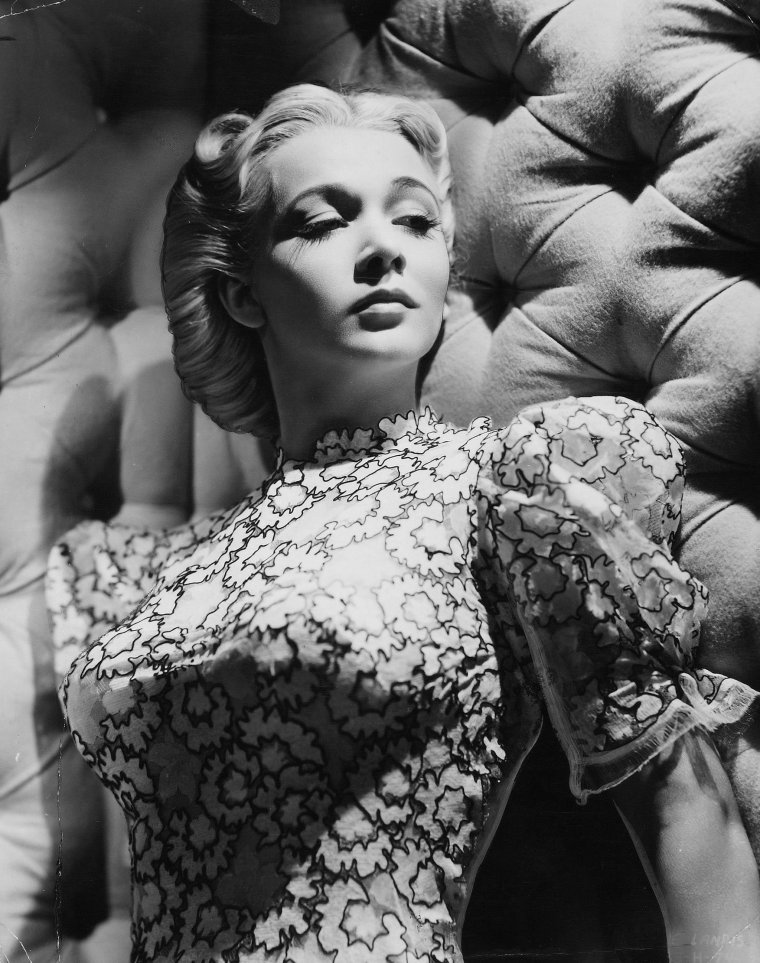 Carole LANDIS (1er Janvier 1919 / 5 Juillet 1948)