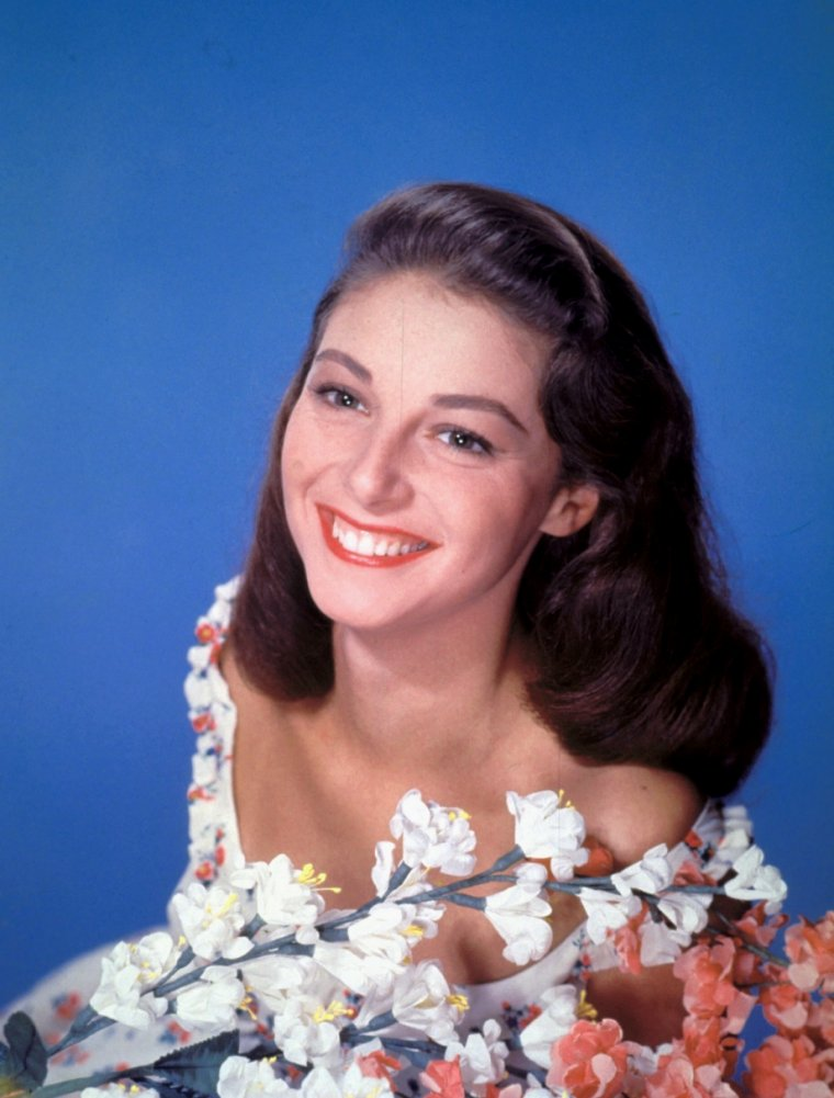 Pier ANGELI (19 Juin 1932 / 10 Septembre 1971) (photo N.B. 1952)