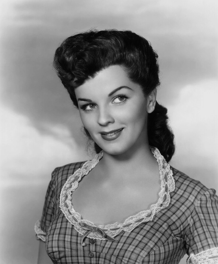 Lisa GAYE (6 Mars 1935) (photo N.B. 1954)