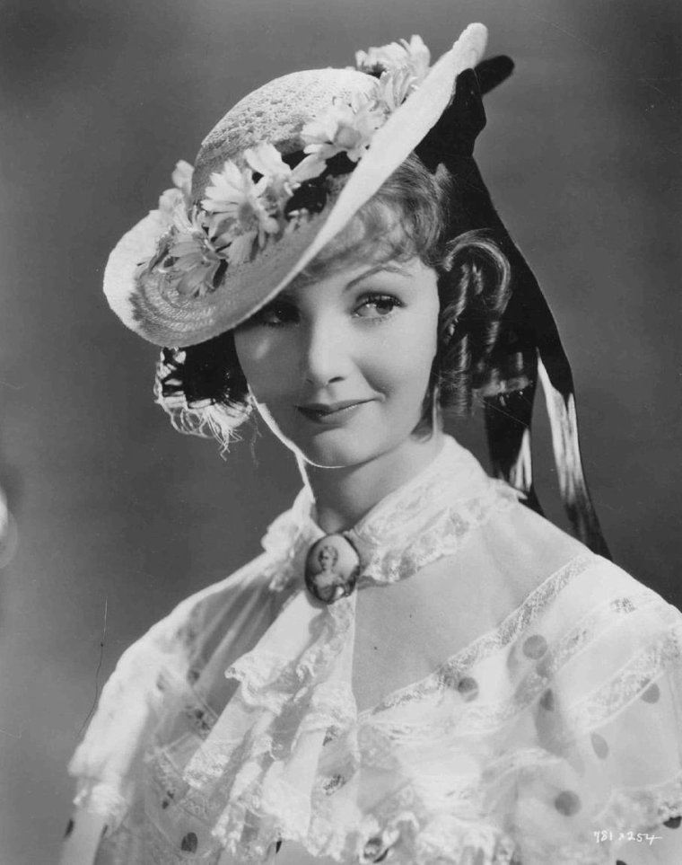 Elizabeth ALLAN (9 Avril 1908 / 27 Juillet 1990) (photo N.B. 1935)