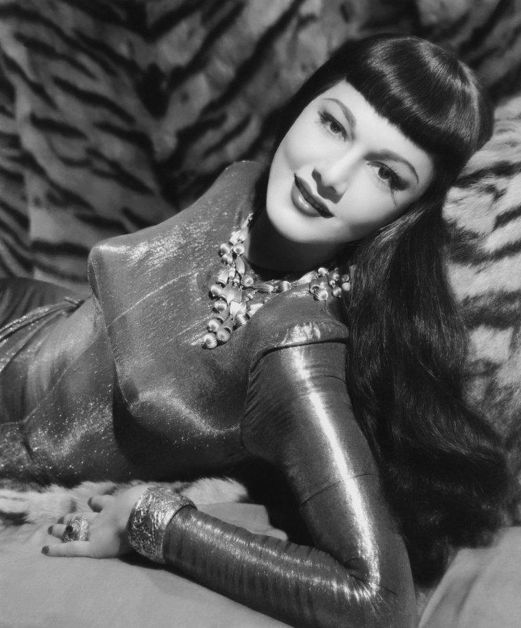 Maria MONTEZ (6 Juin 1912 / 7 Septembre 1951)