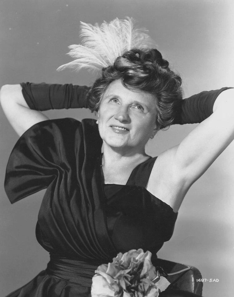 Marjorie MAIN (24 Février 1890 / 10 Avril 1975)
