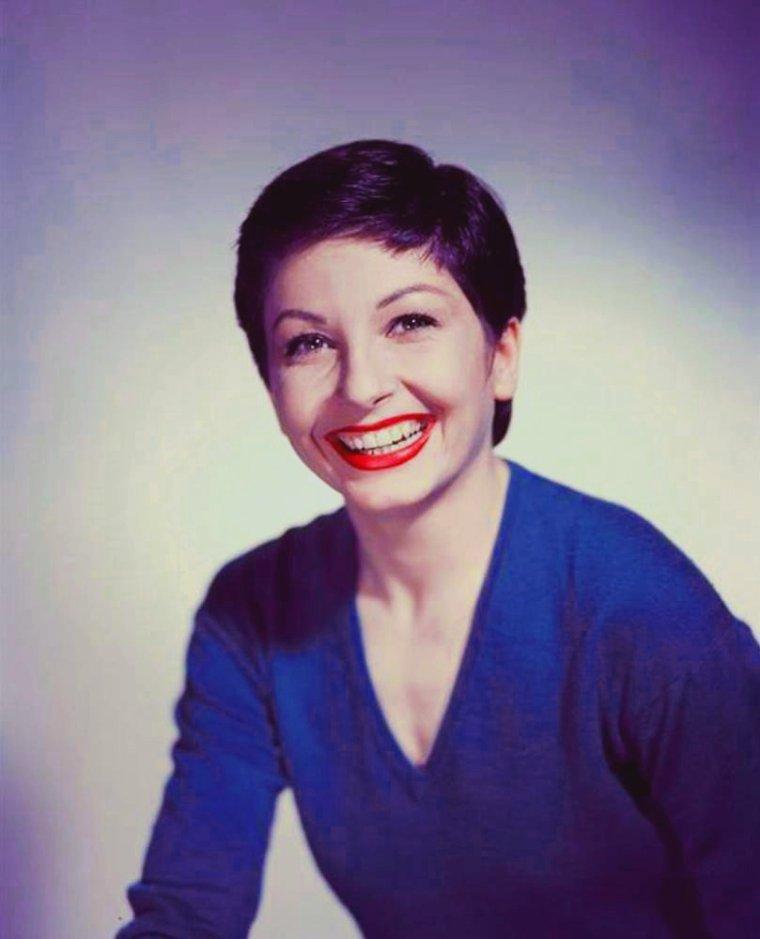 Zizi JEANMAIRE (29 Avril 1924) (photo N.B. 1955)