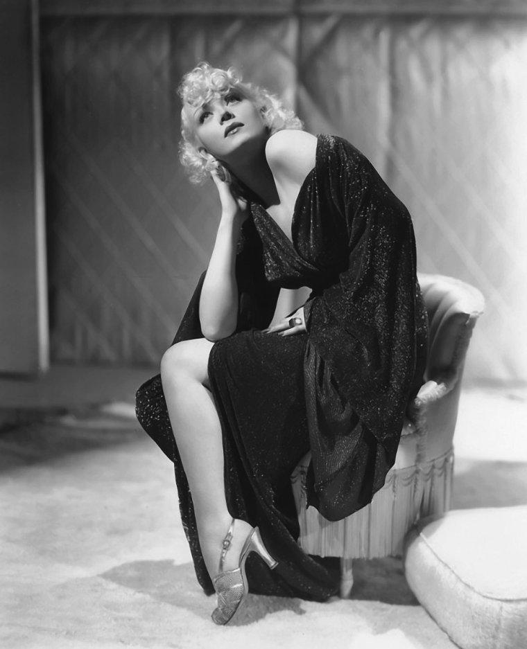 Marion MARTIN (7 Juin 1908 / 13 Août 1985)