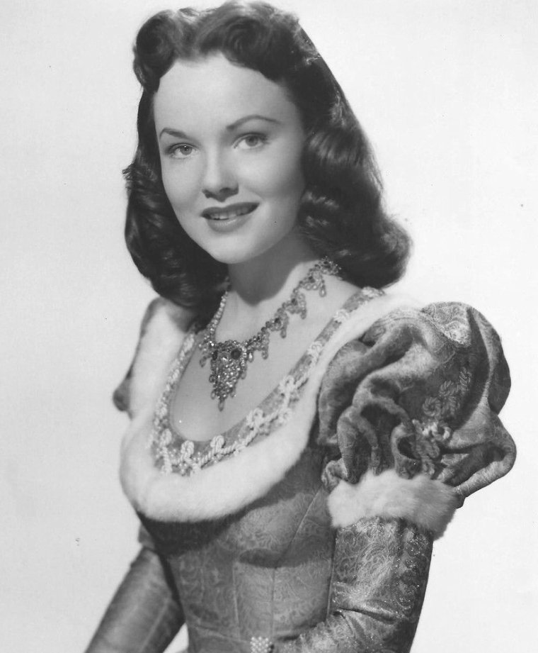 Wanda HENDRIX (3 Novembre 1928 / 1er Février 1981)