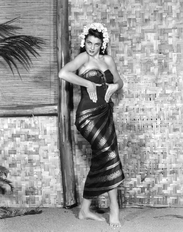 Suzan BALL (3 Février 1934 / 5 Août 1955)