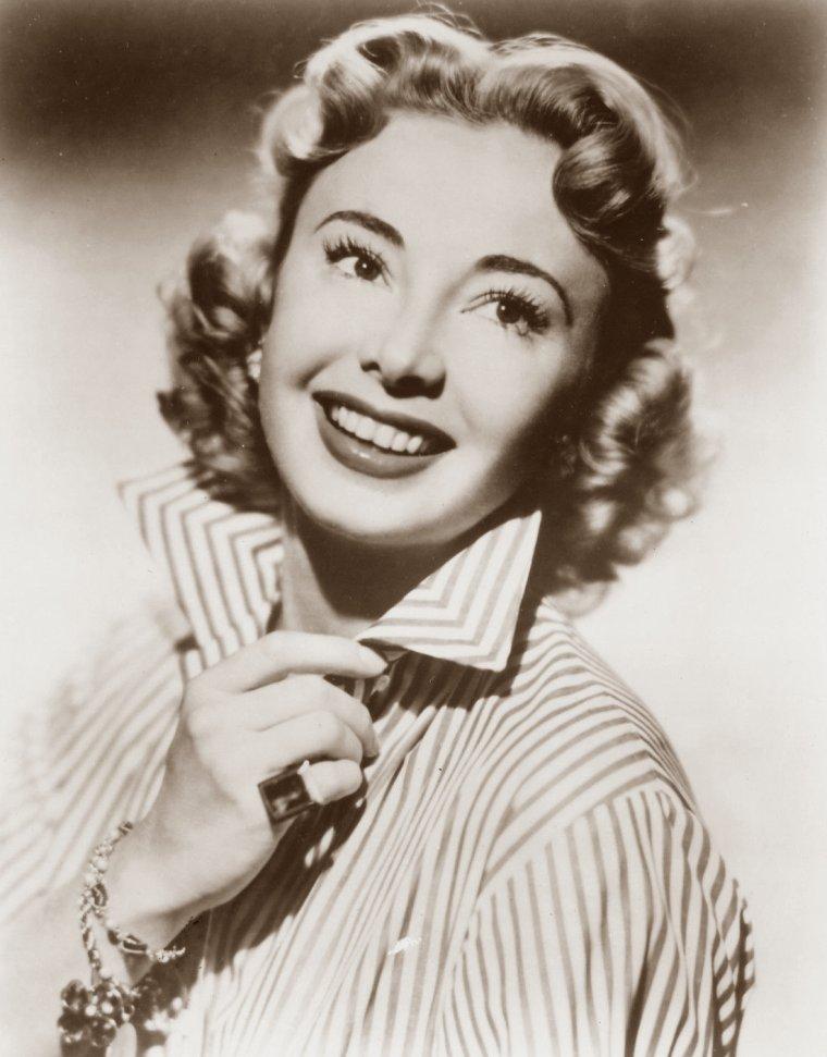 Audrey MEADOWS aussi connue sous le pseudo de Audrey SIX (8 Février 1922 / 3 Février 1996) (photo N.B. 1951)