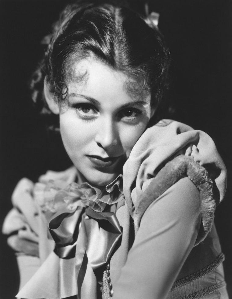 Frances DEE (26 Novembre 1909 / 6 Mars 2004) (photo N.B. 1935)