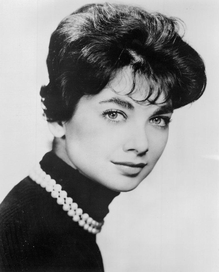 Suzanne PLESHETTE (31 Janvier 1937 / 19 Janvier 2008) (photo N.B. 1960)