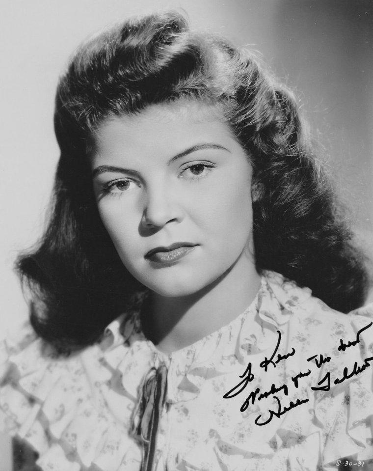 Helen TALBOT (7 Avril 1924 / 29 Janvier 2010)
