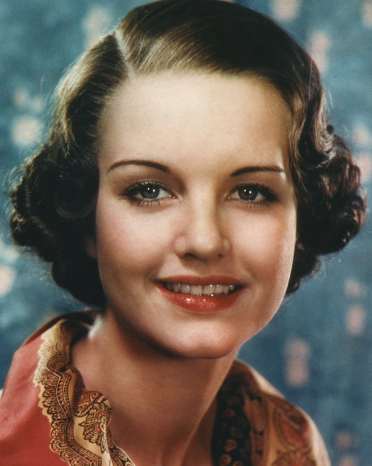 Rochelle HUDSON (6 Mars 1916 / 17 Janvier 1972) (photo N.B. 1931)