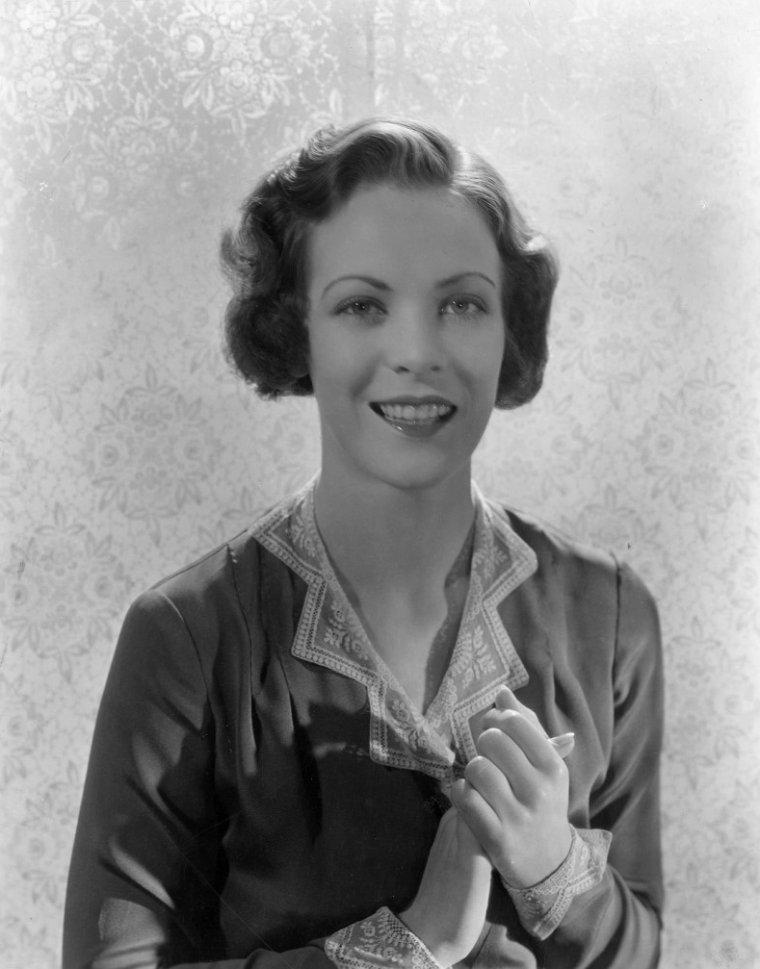 Florence BRITTON (13 Décembre 1909 / 15 Mars 1987)