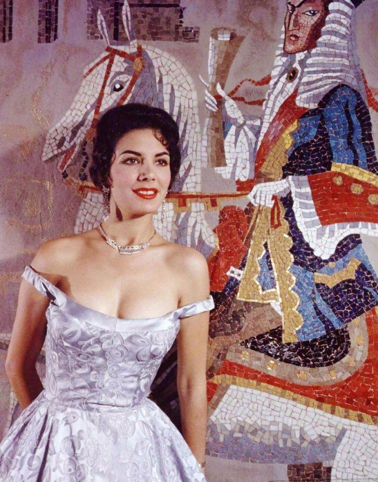 Elvira QUINTANA (7 Novembre 1935 / 8 Août 1968)