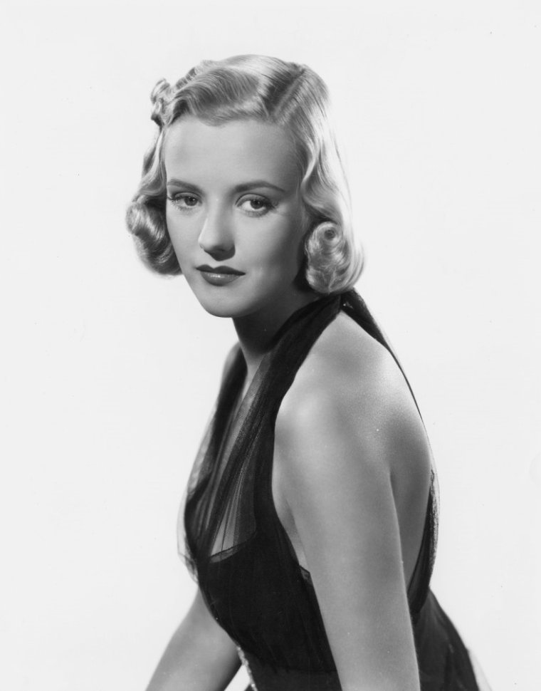 Phyllis BROOKS (18 Juillet 1915 / 1er Août 1995) (photo N.B. 1939)